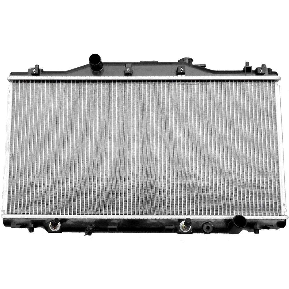 Brand New Replacement Aluminum Radiator Fits Q2412 For 02
