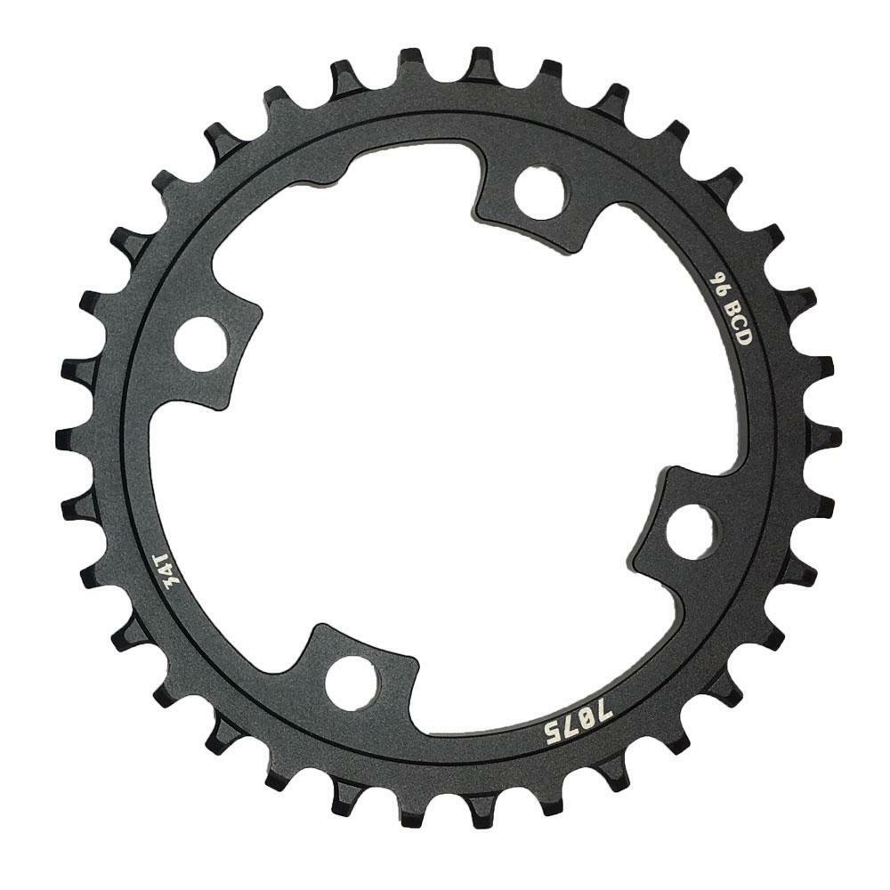 Mountain Bike Front Single Chain Ring Narrow Wide Thick