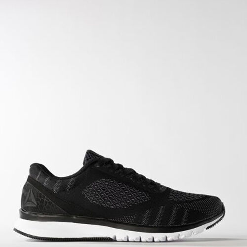 10f0ab468d7d65 Details about Reebok BD4532 Men Print Run Smooth ULTK Running shoes black  grey white sneakers