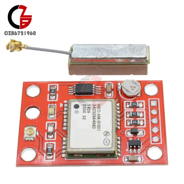 GY-NEO6MV2 NEO-6M GPS Module Board with Antenna for Arduino Raspberry Pi