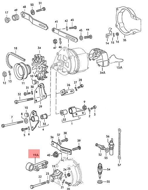 1981 Ford Courier Engine