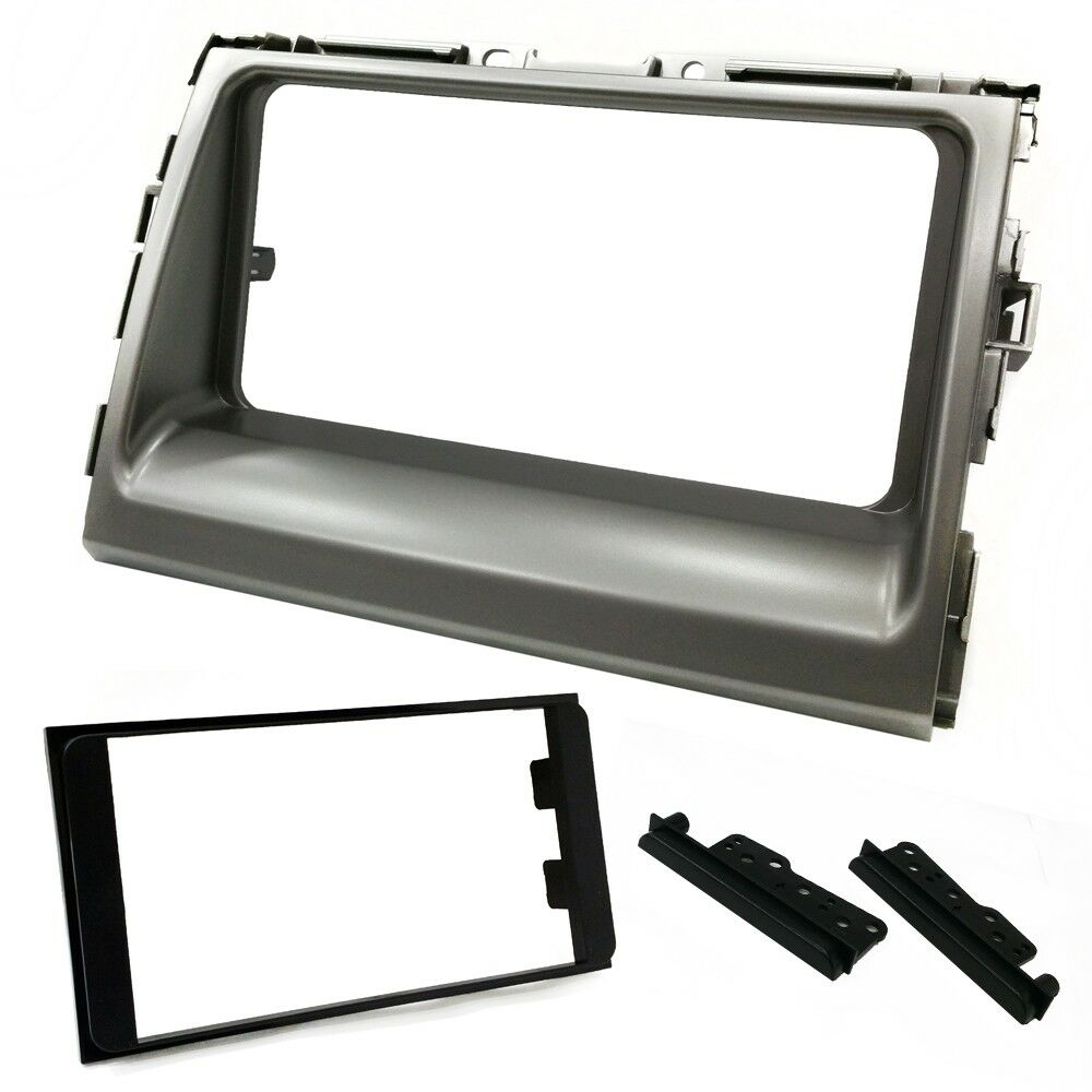 Toyota Previa Estima Double Din Car Stereo Fascia Panel Adaptor Ebay Mazda 3 Cd Fitting Kit Wiring Loom