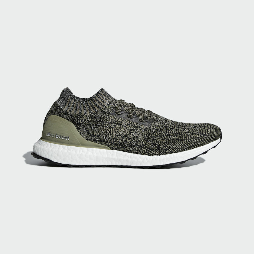 b7be132dba5f7 Details about New Men s ADIDAS ULTRA BOOST 4.0 Uncaged DA9160 - Trace Cargo Core  Black