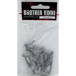 Brother Vinni Zomb-01 WWII Japanese Zombies Weird War Undead Infantry Soldiers