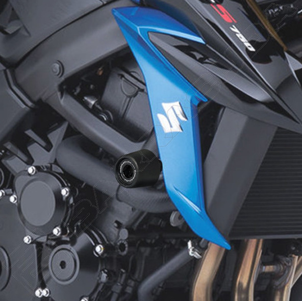 BARRACUDA KIT TAMPONI PARATELAIO SUZUKI GSX S 750