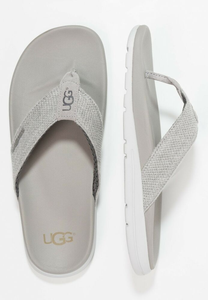 f24436bd92546d Details about NEW UGG Men s Tenoch Hyperweave T Strap Flip Flops Slippers Sandals  shoes