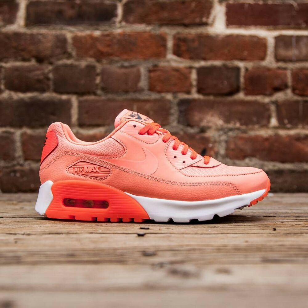 separation shoes 738ed 411e0 Details about NIKE AIR MAX 90 ULTRA ESSENTIAL WOMEN NEW WO BOX!!!