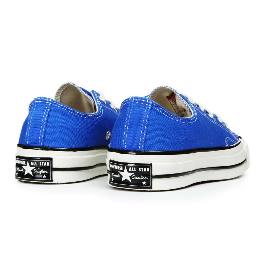 e808ca4b4764 Converse Chuck Taylor All Star Low 1970s Imperial Blue First String 162061C