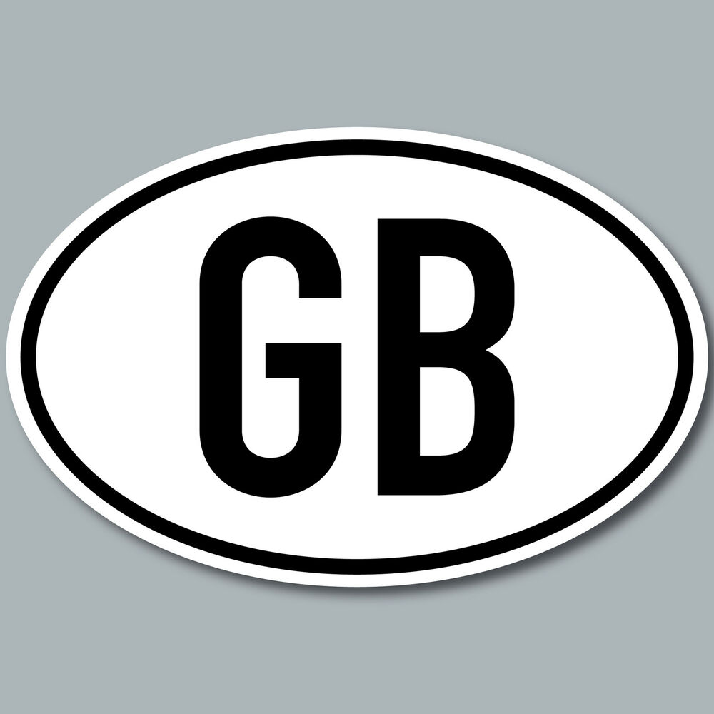 car vehicle license plate country codes england gb british