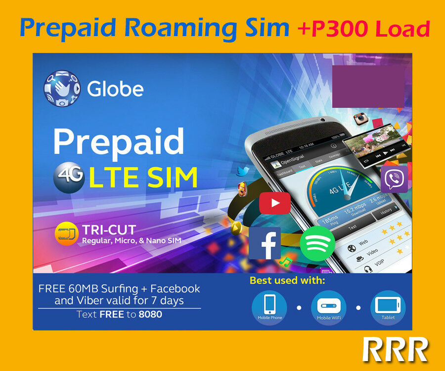 How To Load A Globe Prepaid Card In The Philippines