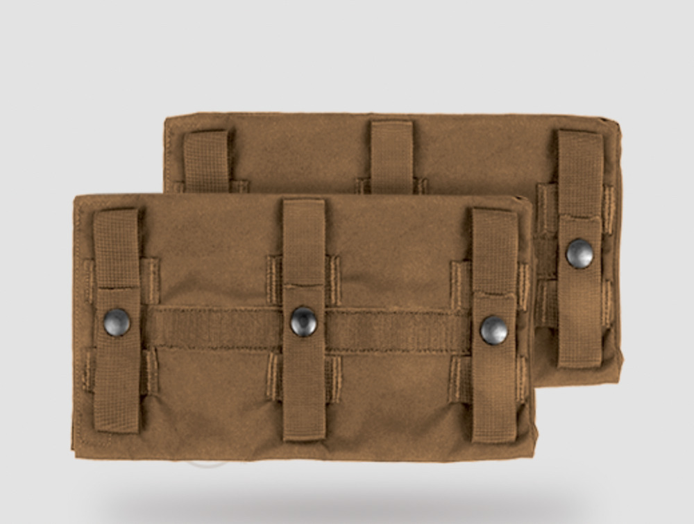 New Crye Precision Jpc Long Side Armor Pouch Set Coyote