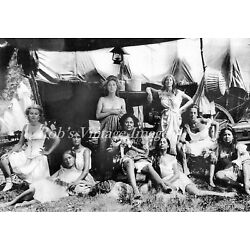 Kyпить Klondike Old West  Brothel Girls Soiled Doves Photo Madam Kate Traveling Brothel на еВаy.соm