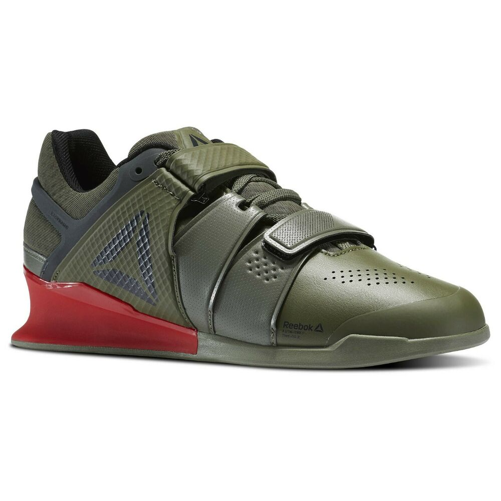bcd0b0d0813 Details about REEBOK LEGACY LIFTER HERO PACK PLUS 2.0 CROSSFIT MENS SHOES  Weightlifting BS9400