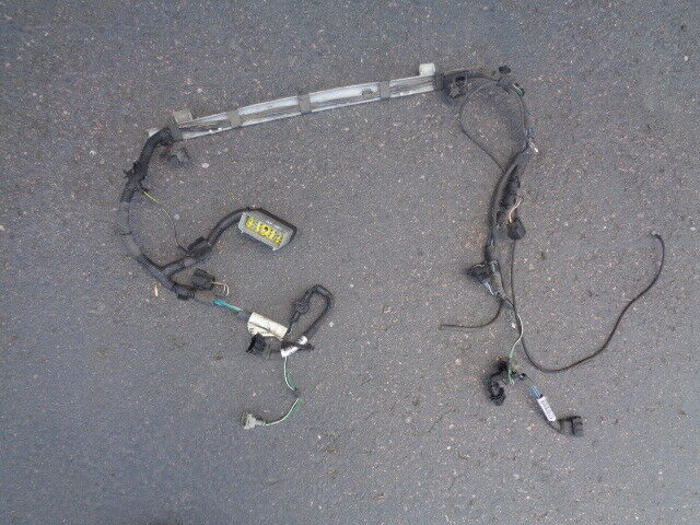 1999 Volvo S80 Engine Radiator Support Harness Compartment