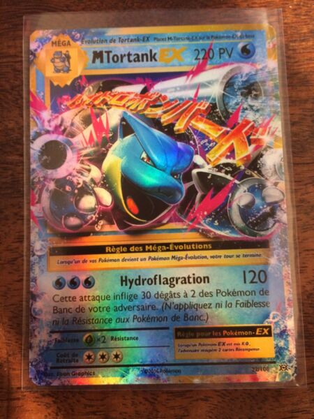 Evolutions Mega Dracaufeu Xy12 ① 1 Booster Cartes Pokemon