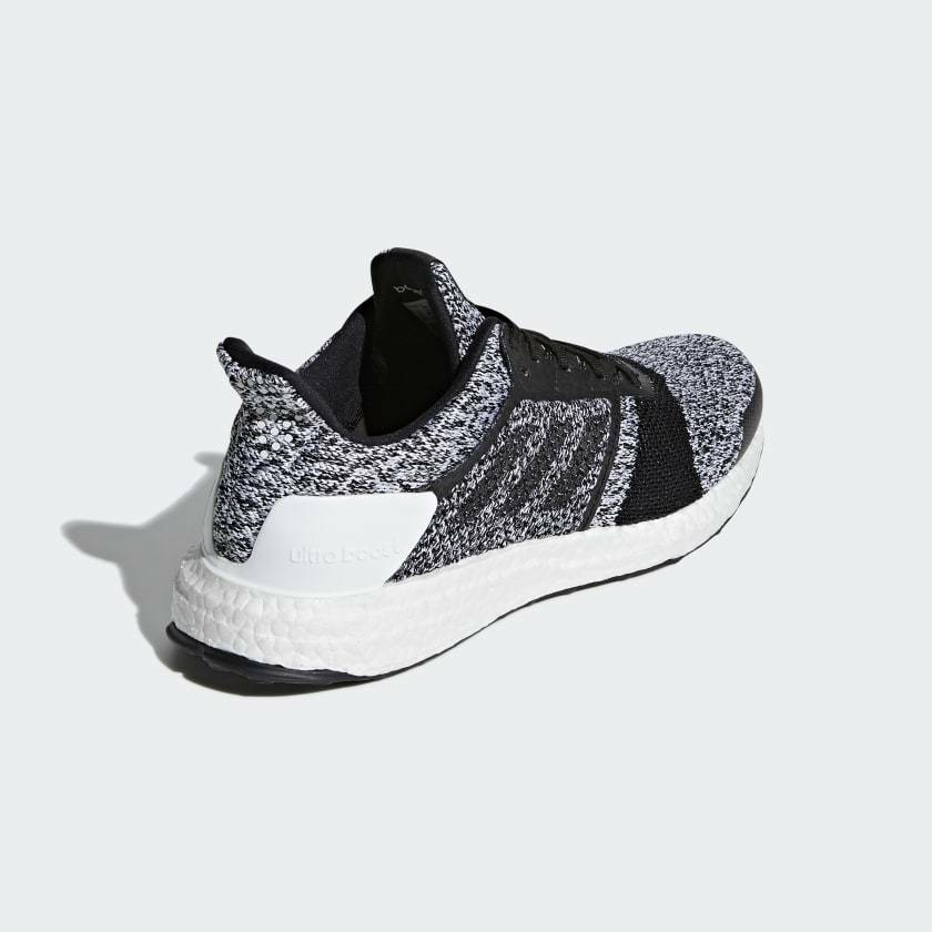 c291bacb09c Details about NEW Adidas UltraBoost ST Grey Black CM8273