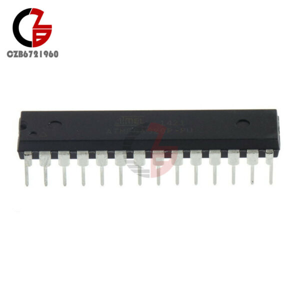 2/5/10PCS ATMEGA328P-PU Microcontrolle​r IC Chip With ARDUINO UNO R3 Bootloader