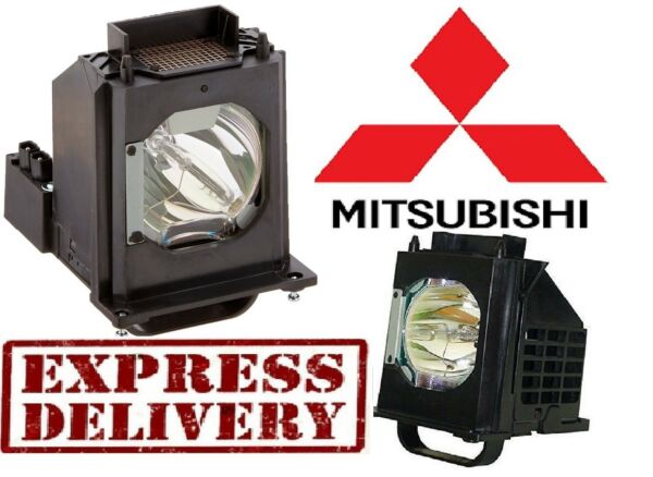 Mitsubishi TV Lamp 915B403001 Replacement Bulb Housing Projector WD60735 WD82837