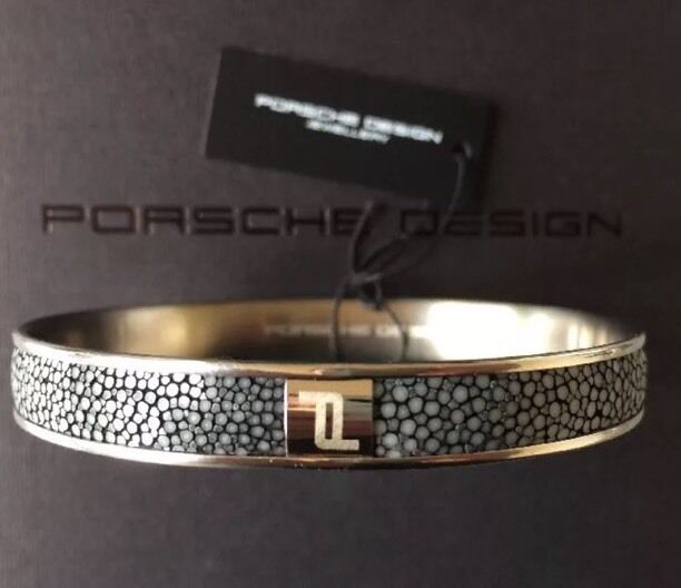 a25971120da6c Porsche Design Essential Bracelet Stingray Leather Made In Germany