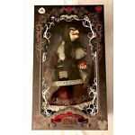 """Disney D23 Expo 2017 17"""" Snow White Evil Queen Old Hag Witch Doll LE 723 #35"""