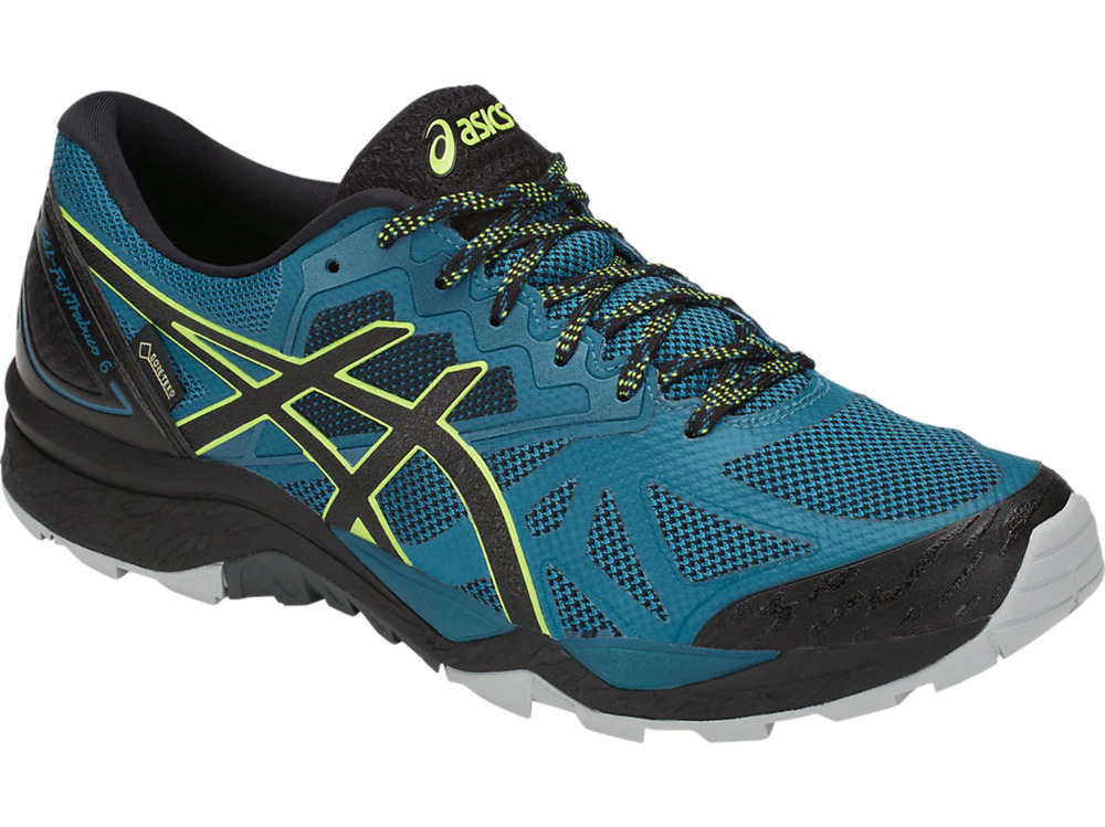 6a57f0623a6c Details about Asics Gel Fuji Trabuco 6 GTX Mens Trail Running Shoes (D)  (400)