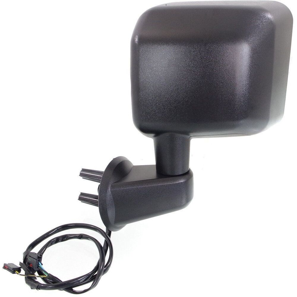 New CH1320390 Driver Side Mirror for Jeep Wrangler 2015-2016