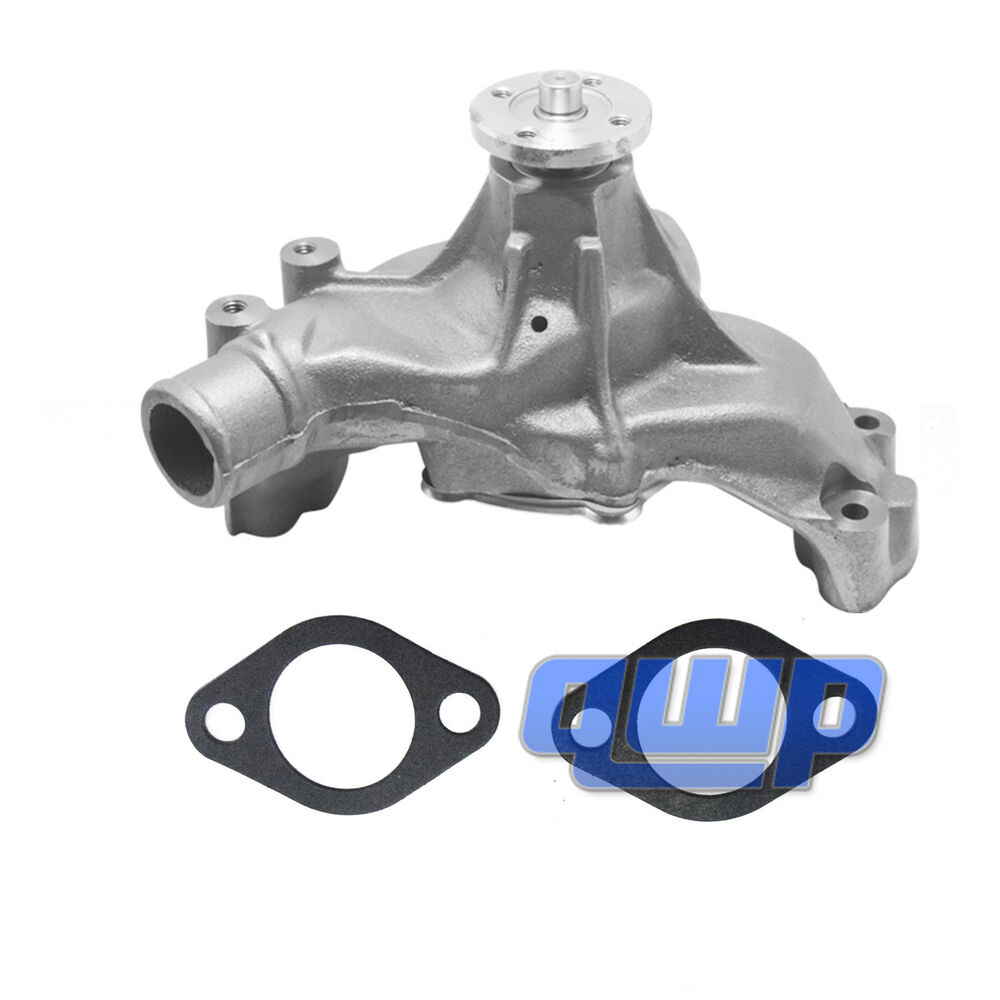New Chevy GMC Water Pump W/ Gasket For C2500 C3500 K2500