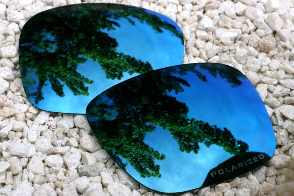 f46e6ef461a Details about Polarized Dark Navy Blue New Replacement Sunglass Lenses for  Oakley Holbrook