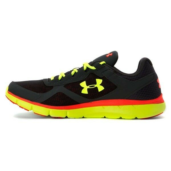 Details about Under Armour Men s UA Micro G Velocity Running Shoes uk 6 Eu  40 New box RRP £72 f64205563d09