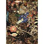 22 Lbs Huge Lot Craft Repurpose Junk Drawer Jewelry Unsorted Unsearched