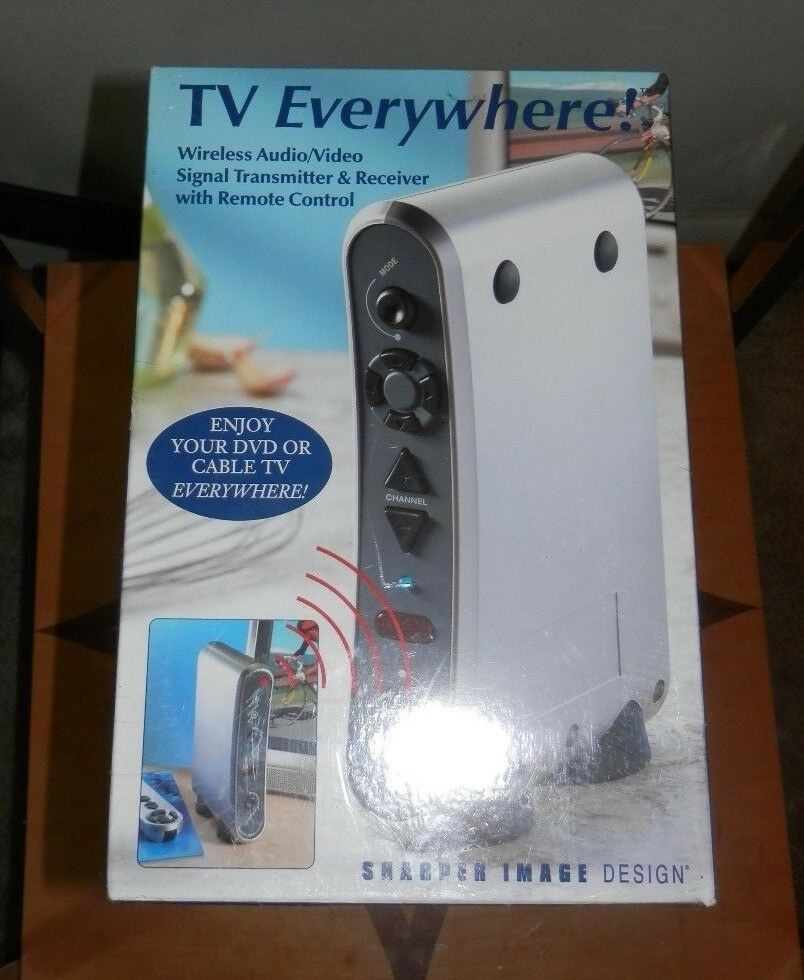 Upc 780352345713 Sharper Image Si670 Tv Everywhere Wireless