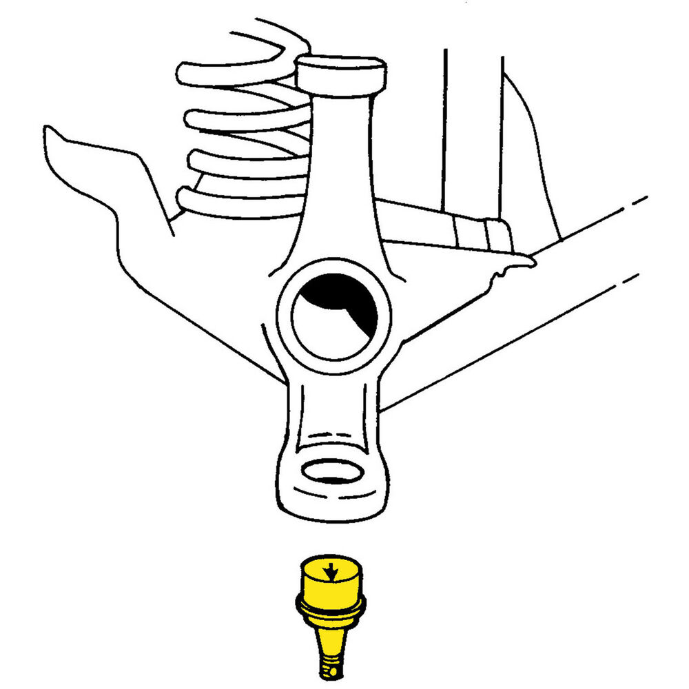 suspension ball joint fits 1984
