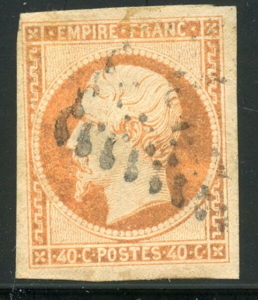 STAMP / TIMBRE FRANCE CLASSIQUE OBLITERE N° 16