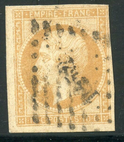 STAMP / TIMBRE FRANCE CLASSIQUE OBLITERE N° 13A