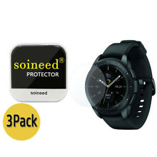 {3-Pack} SOINEED® Tempered Glass Screen Protector For Samsung Galaxy Watch 42mm