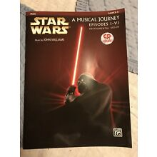 Star Wars A Musical Journey For The Flute With CD