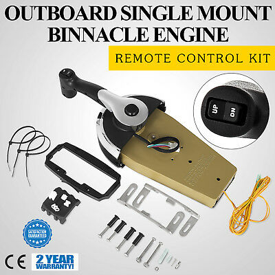 Remote Control Outboard 8M0059686 For Mercury OEM Binnacle/ Console Top Mount