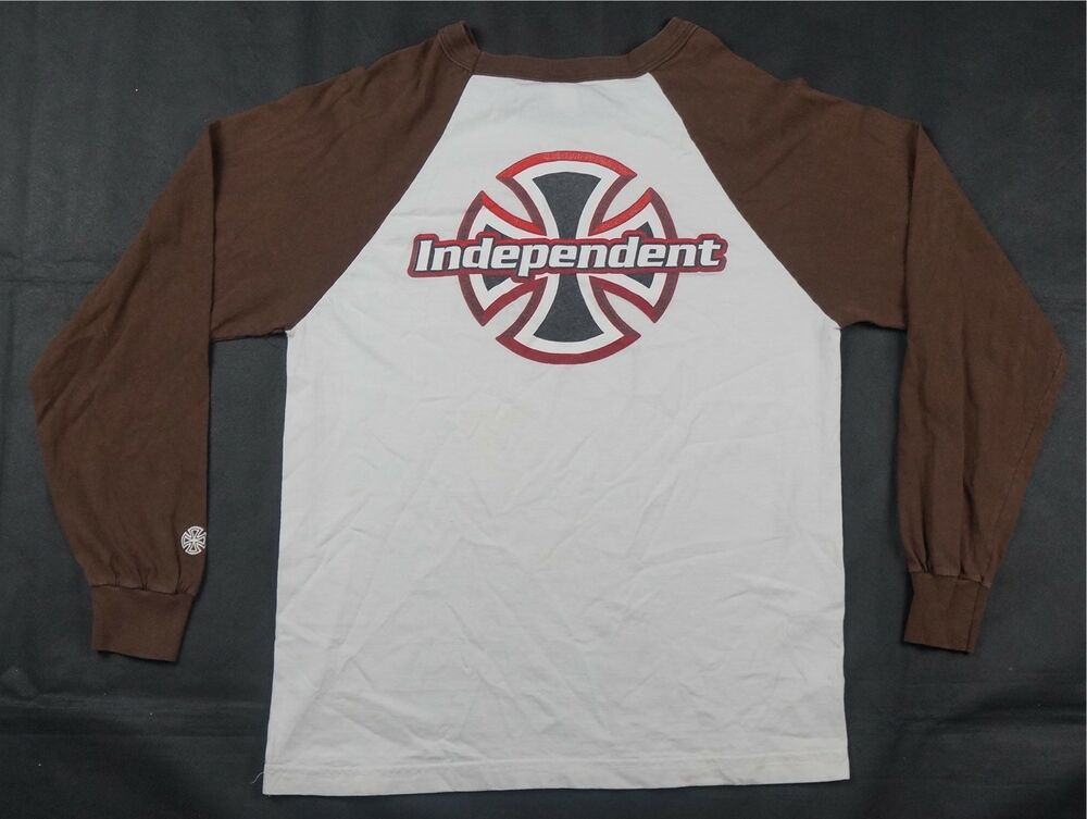 Details about Rare Vintage INDEPENDENT Truck Company LS T Shirt 90s Retro  Skateboarding Size M 8ffbec2fc