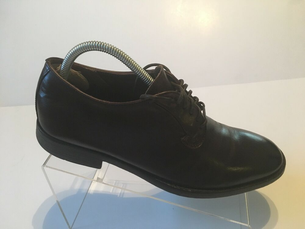 To Boot New York Adam Derrick Brown Oxford Dress Shoes