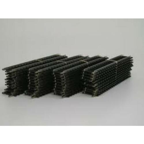 ho-scale-model-power-6-steel-train-track-with-joiners-40-pcs-new