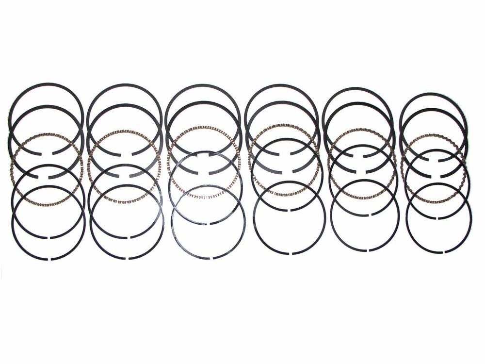 Piston Ring Set Cast Rings 1962 1963 Buick Special 198 V6 New 62 63
