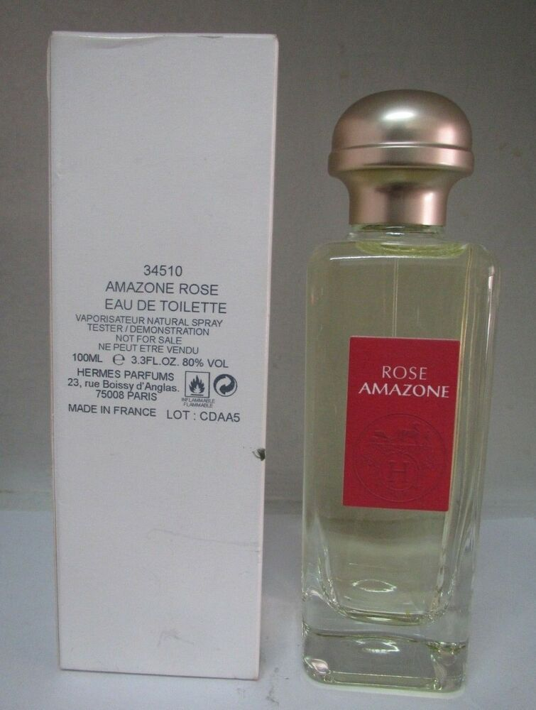 Amazone Rose By Hermes Eau De Toilette Spray 33 Fl Oz For Women