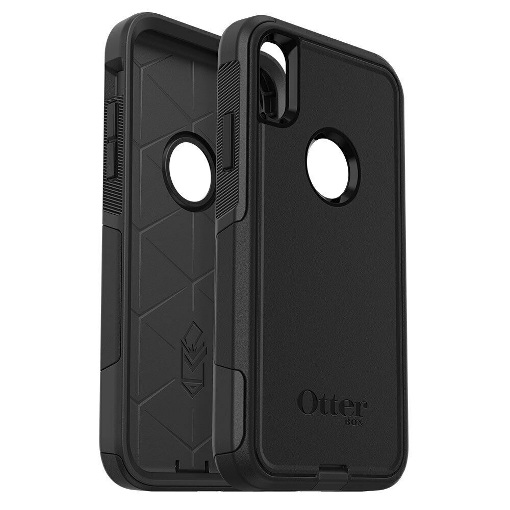 huge selection of 7e775 05c2b OtterBox Commuter Case/Cover Protector Drop Protection for Apple iPhone XR  Black 660543471028 | eBay