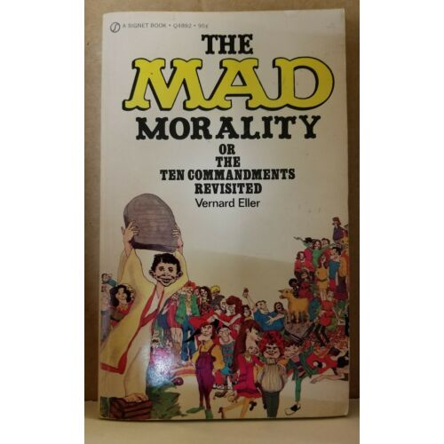 mad-magazine-paperback-book-the-mad-morality-or-ten-commandments-1972-3rd-vg