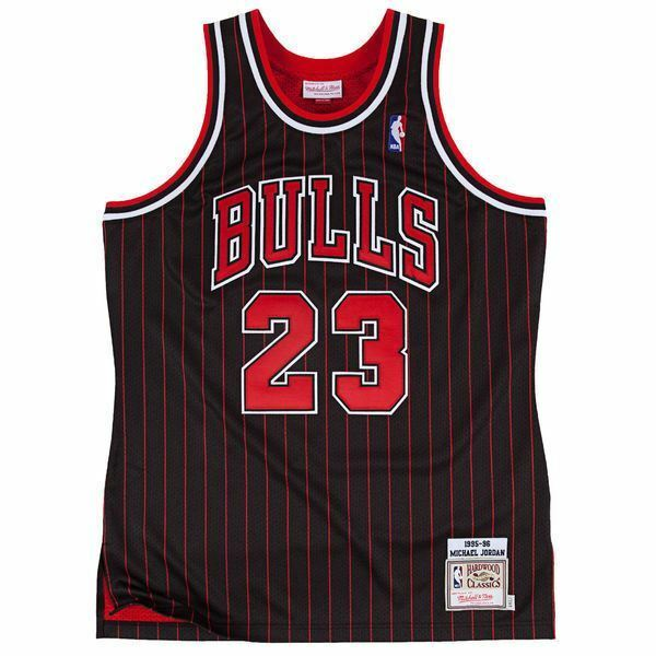 b8e7b0c04 Details about Brand New NBA Jersey Michael Jordan  23 Chicago Bulls Retro  Black UK SELLER