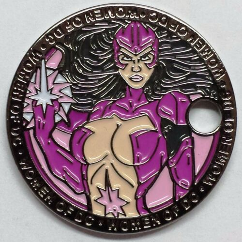 star-sapphire-pathtag-coin-women-of-dc-comic-series-only-100-complete-set-made-
