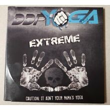 DDP Yoga Diamond Dallas Page DVD Extreme discs 1 and 2 Fast shipping!