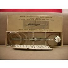 Vintage Premier Dental Products- Air Mirror And Chip Blower Combination