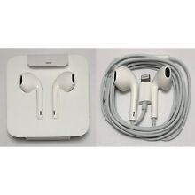Original - Apple - EarPods with Lightning Connector - White - For iPhone