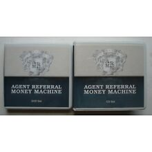 Complete Agent Referral Money Machine, 8 DVD + 22 CD Sets, Real Estate Flipping